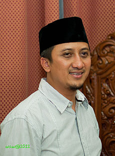 Yusuf Mansur Wikipedia Bahasa Indonesia Ensiklopedia Bebas