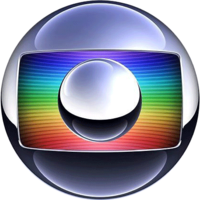 Logo of Rede Globo since 2008, designed by Hans Donner