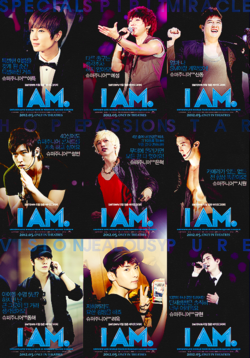 Super Junior I AM Poster.png