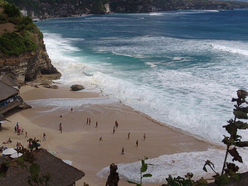 Berkas:Pantai Dream Land.jpg