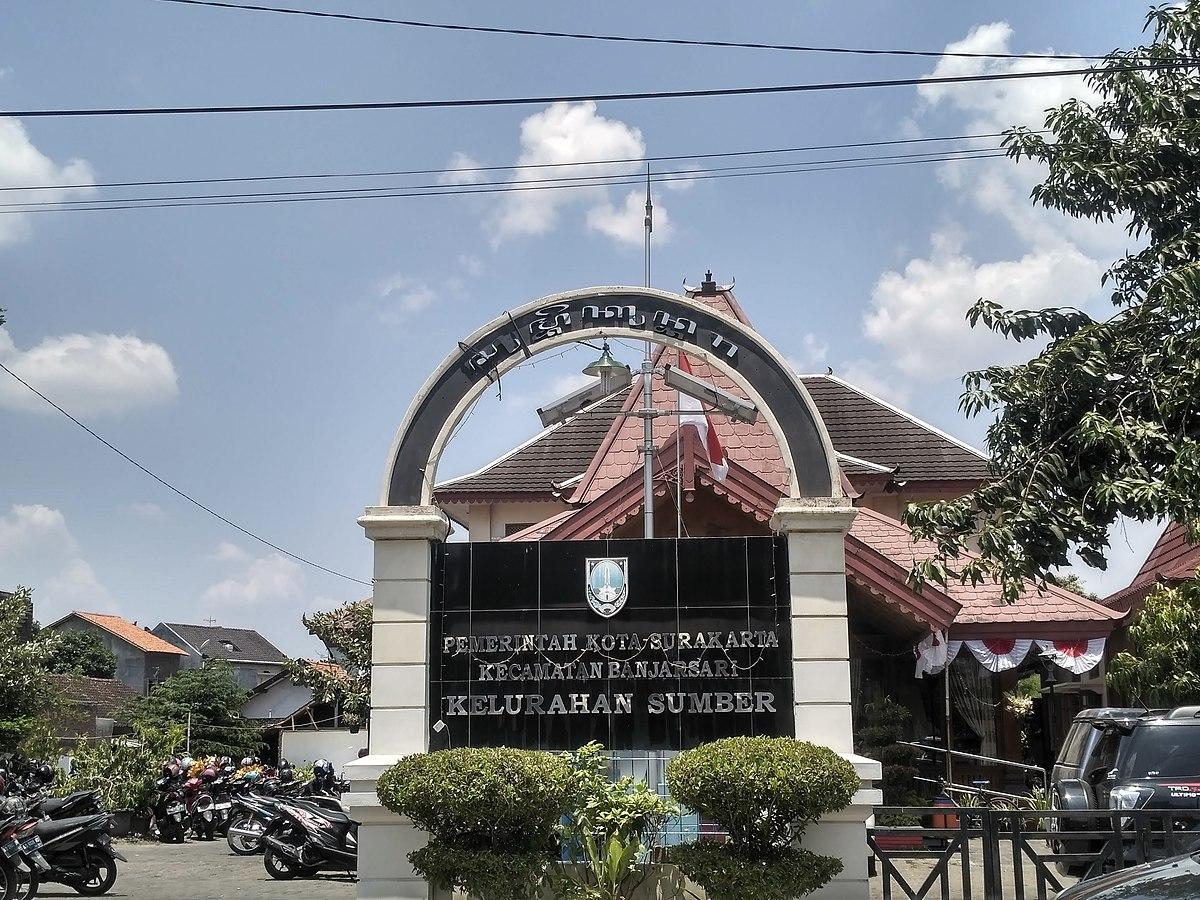 Sumber, Banjarsari, Surakarta - Wikipedia bahasa Indonesia ...