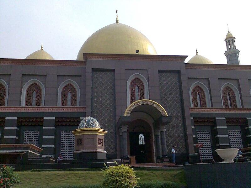 Berkas:Masjid Dian Al Mahri.jpg