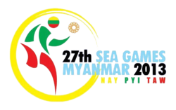 Logo Pesta Olahraga Asia Tenggara 2013