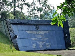 Monumen pertempuran lengkong