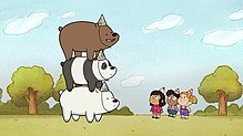 We Bare Bears Wikipedia Bahasa Indonesia Ensiklopedia Bebas