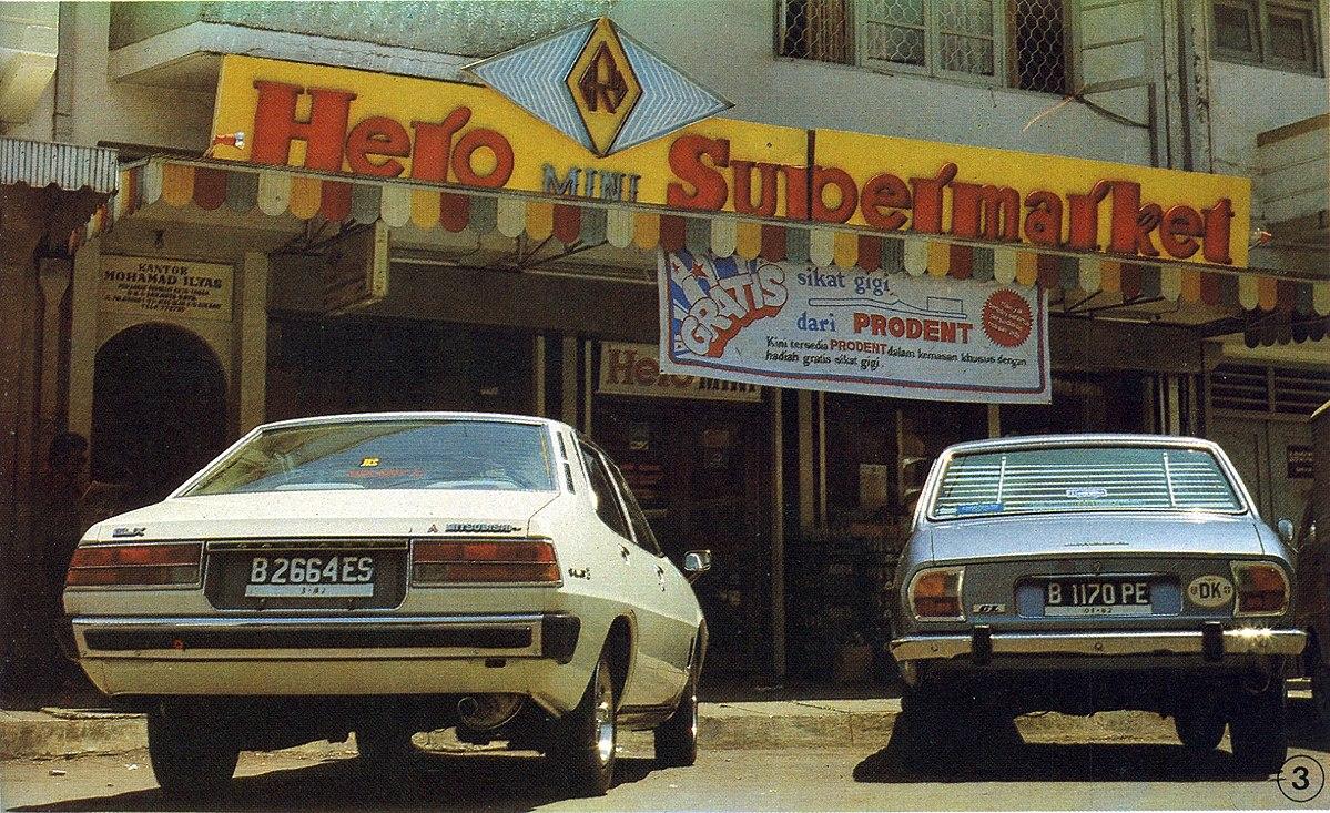 hero supermarket group wikipedia bahasa indonesia