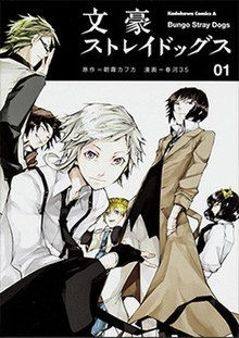 Bungō Stray Dogs volume 1.jpg
