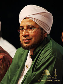 Munzir Al Musawa Wikipedia Bahasa Indonesia Ensiklopedia