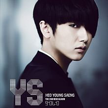 Heo Young-saeng Solo Normal Edition Album Cover.jpg