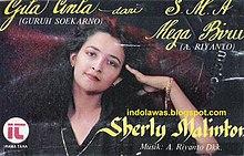 Album studio oleh Sherly Malinton