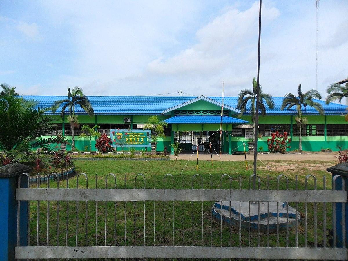 Smp Negeri 3 Samarinda Wikipedia Bahasa Indonesia