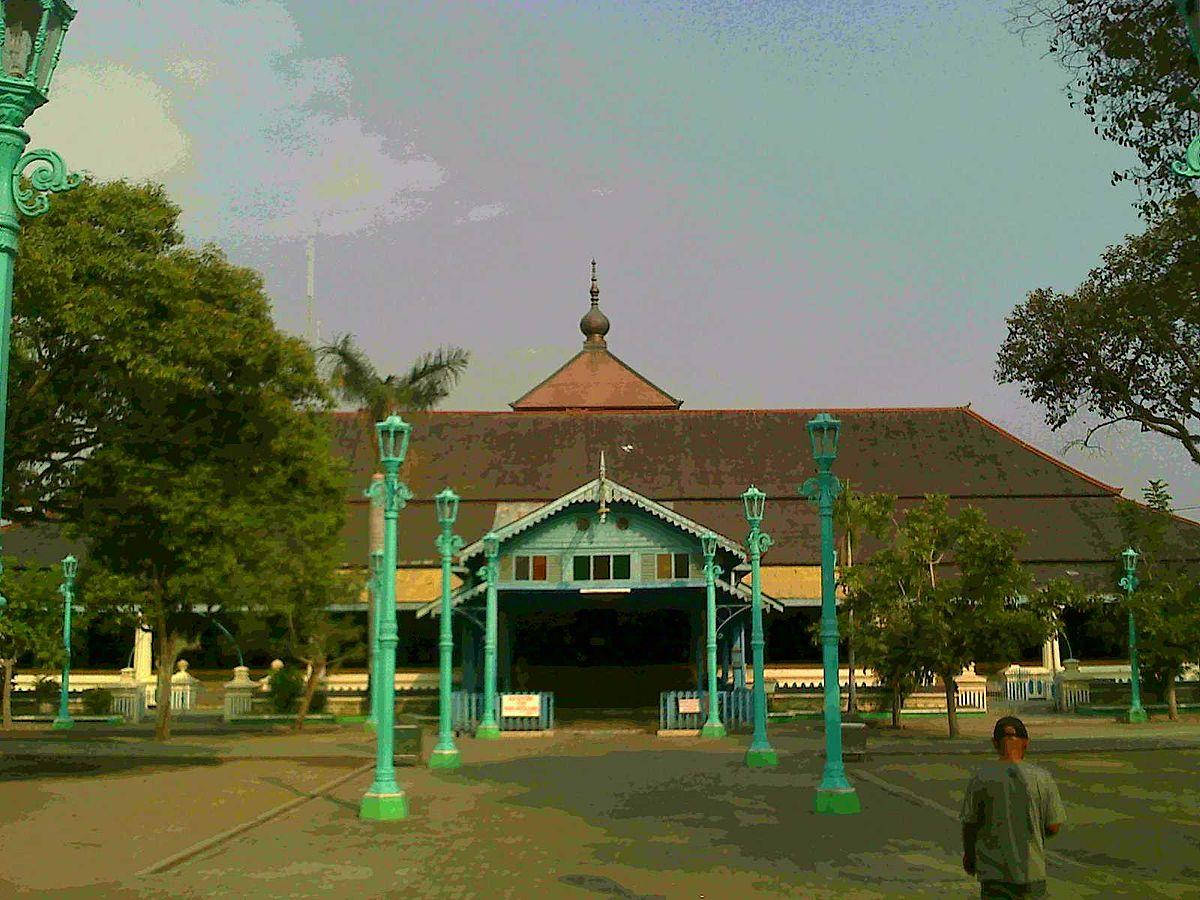 Masjid Agung Kraton Surakarta - Wikipedia bahasa Indonesia ...