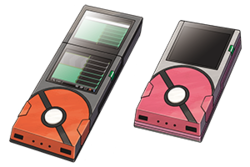 Pokedex Black and White