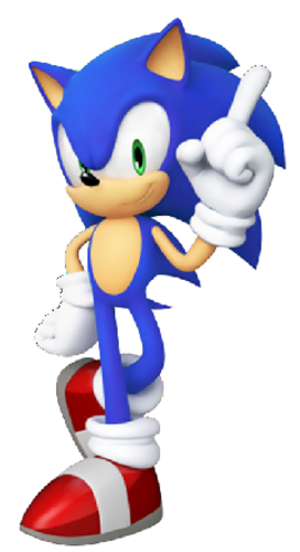 Sonic The Hedgehog Karakter Wikipedia Bahasa Indonesia