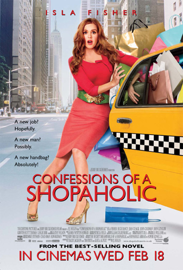Shopaholic Film