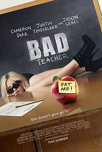 Bad Teacher plagat