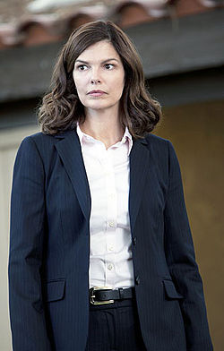Jeanne Tripplehorn sem Alex Blake í Criminal Minds