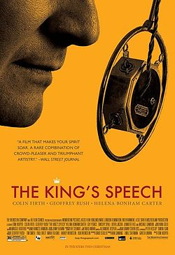 The King's Speech plagat