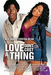 Love Don't Cost a Thing (kvikmynd) plagat