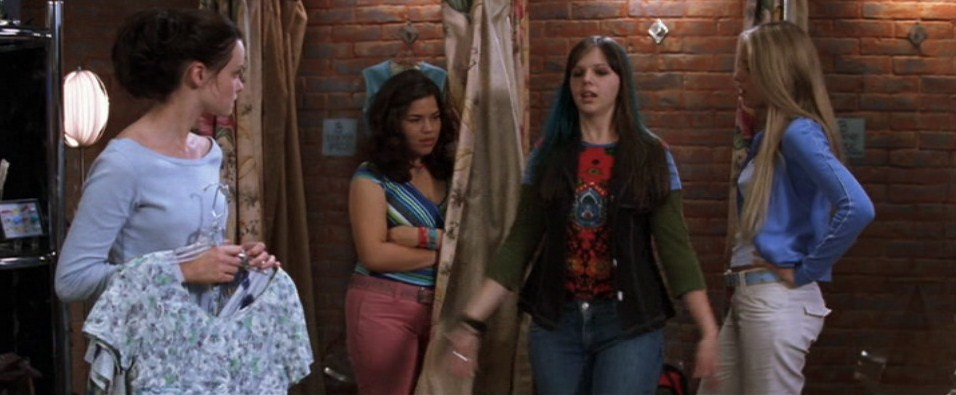 4 amiche e un paio di jeans film wikipedia