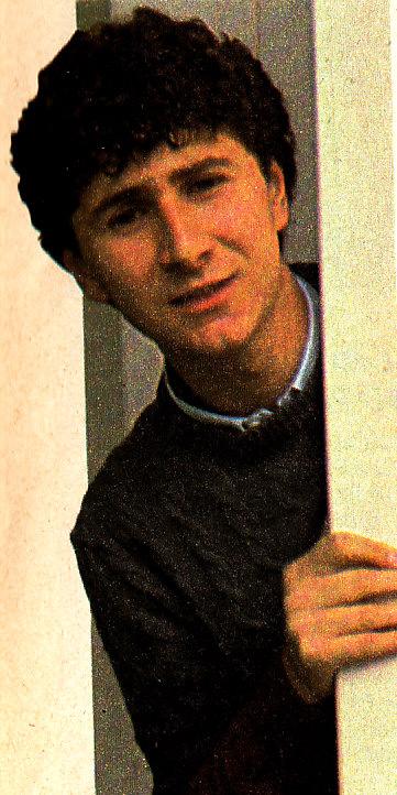 Fabio Fazio giovane