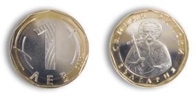 Bulgarien Lew Euro