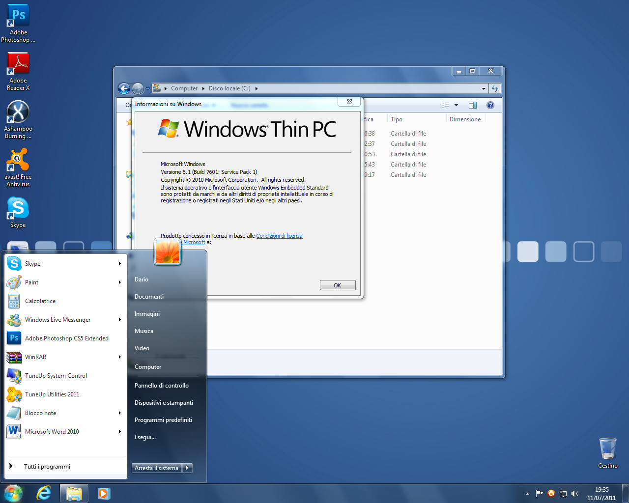 Windows thin pc wikiwand for Windows for pc