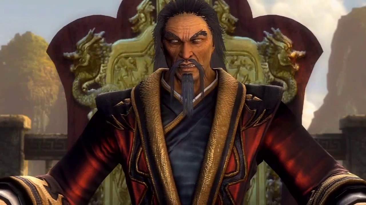 Shang Tsung - Wikipedia