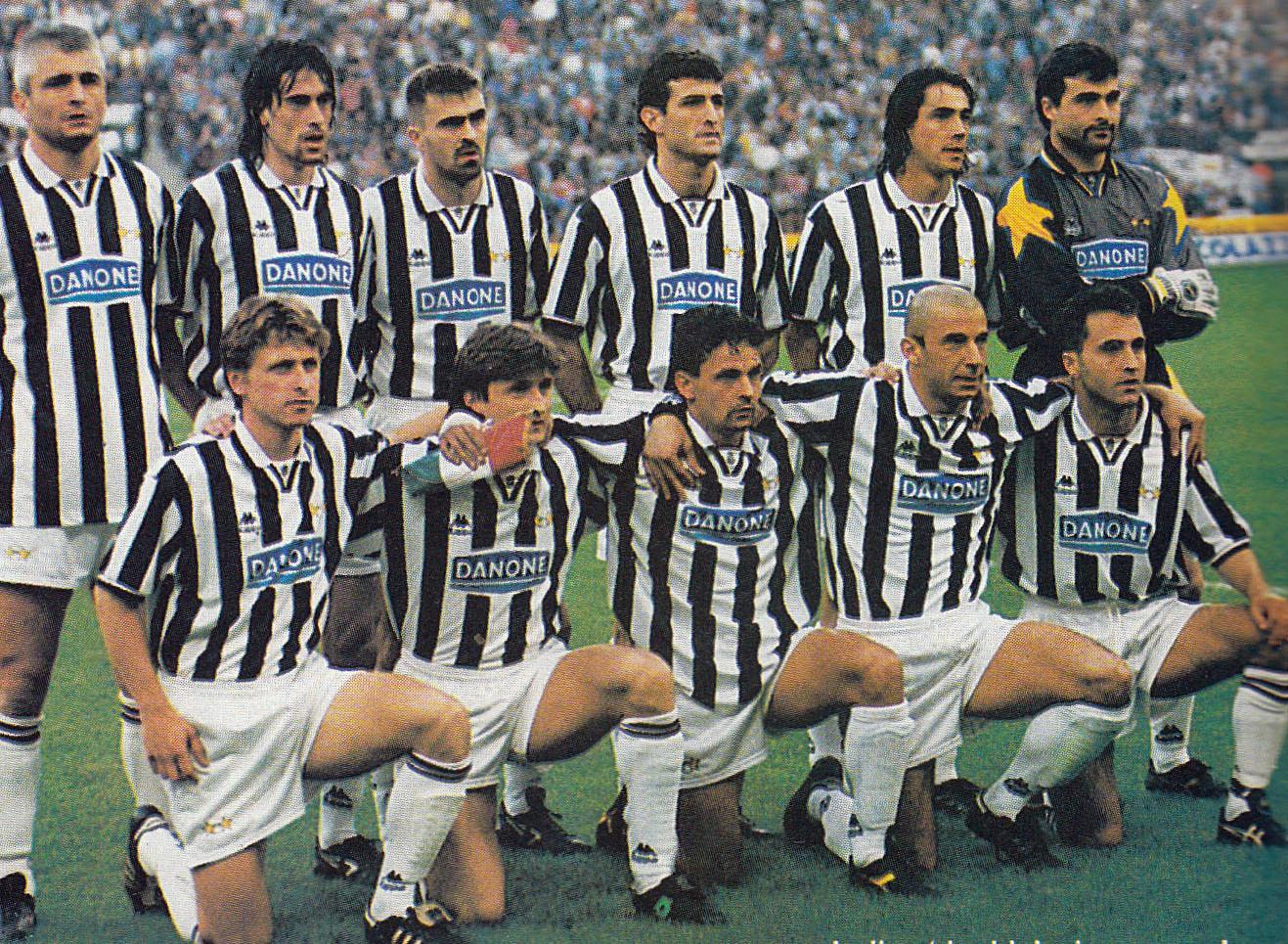 Serie A 1994-1995 - Wikipedia