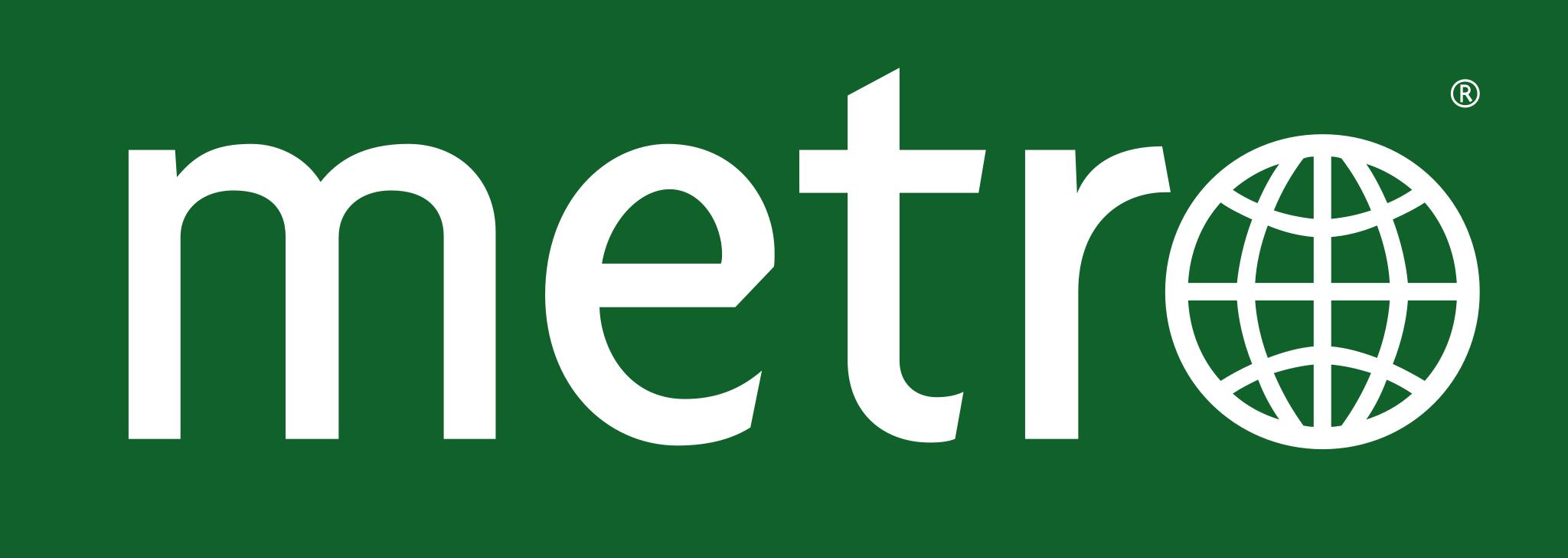 Logo Metro quotidiano
