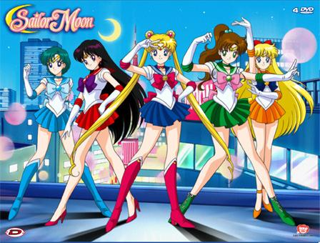 sailor moon anime wikipedia