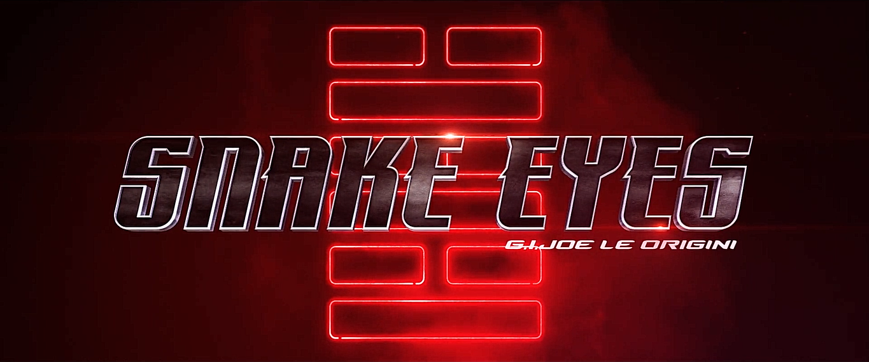 Snake Eyes: G.I. Joe - Le origini - Wikipedia