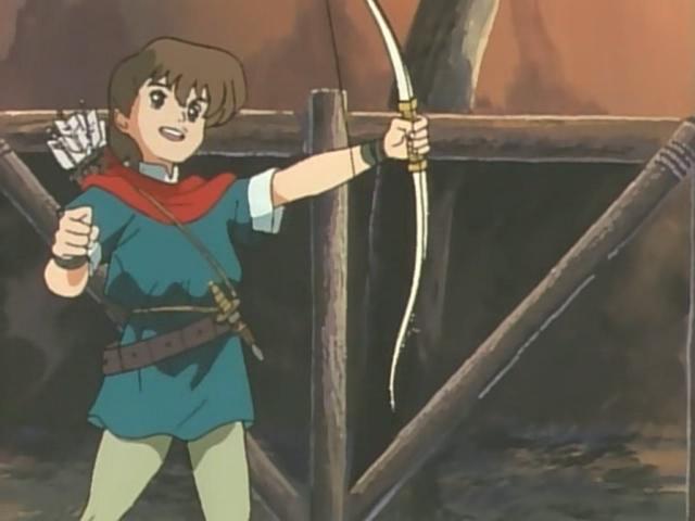 Robin hood anime wikipedia