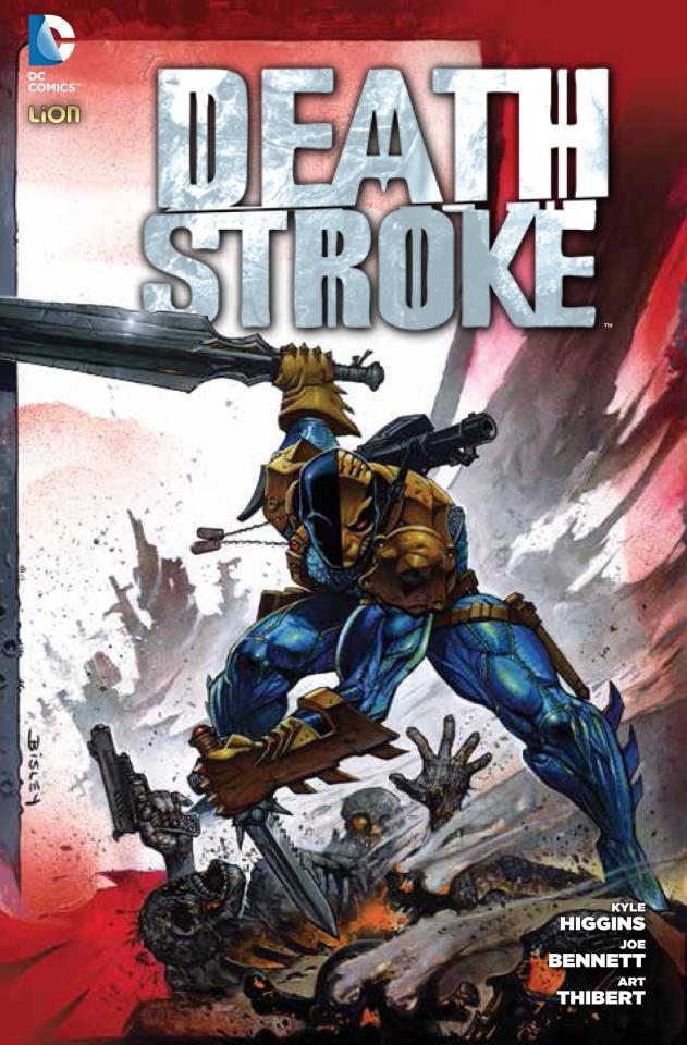 Slade Wilson Deathstroke Smallville Deathstroke - Wikipedi...