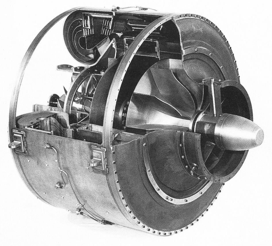 Small Air Compressor Axial Turbine : Centrifugal vs axial compressors in ww jets aircraft