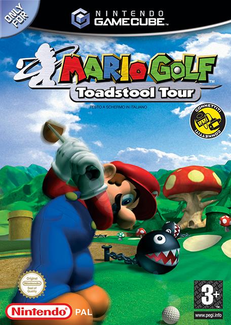 How Mario Golf Advance Tour Wonder Spot