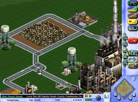Simcity  Mac Ploppable Buildings