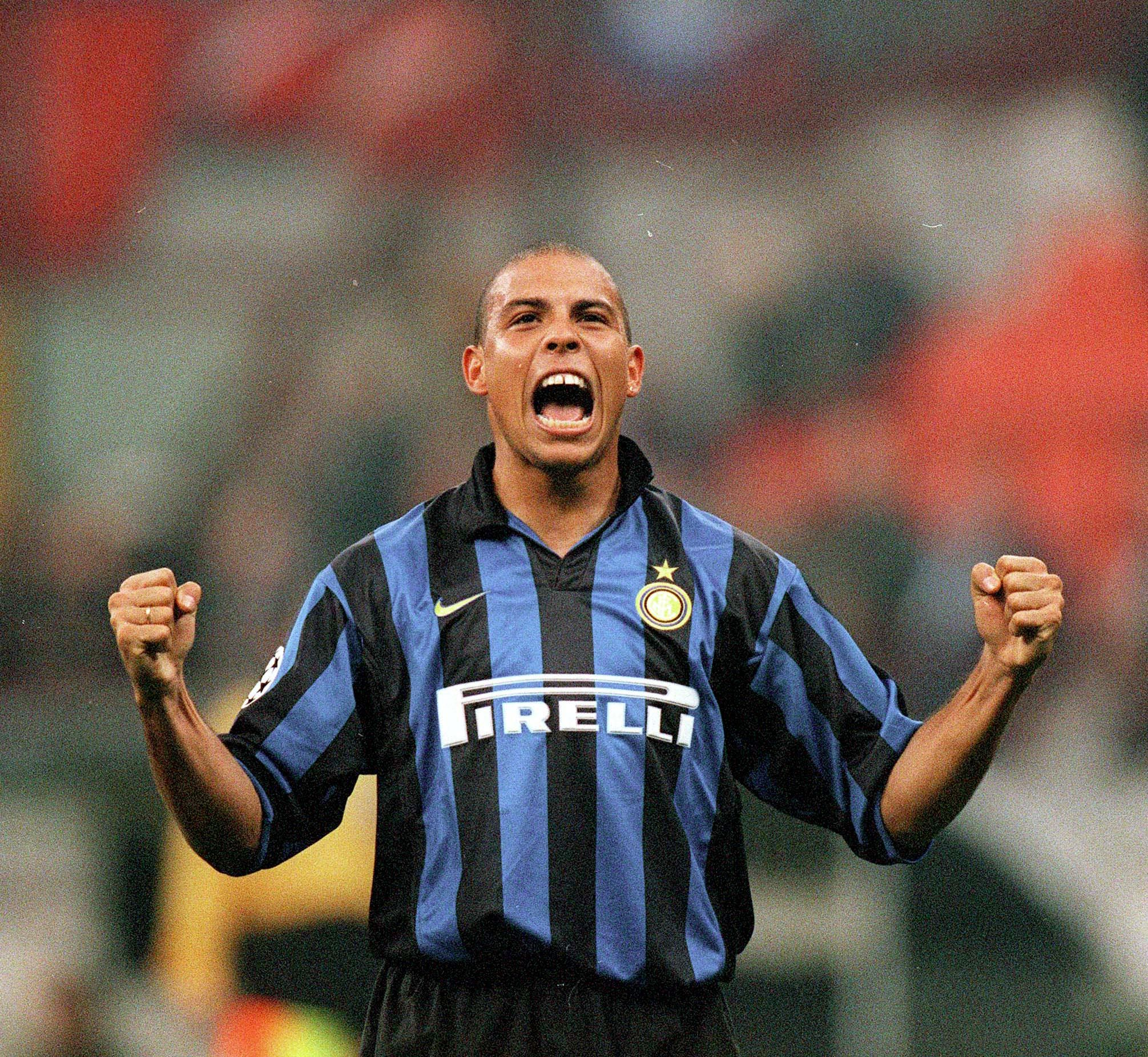 Champions League 1998-99 - Inter vs Spartak Mosca - Ronaldo