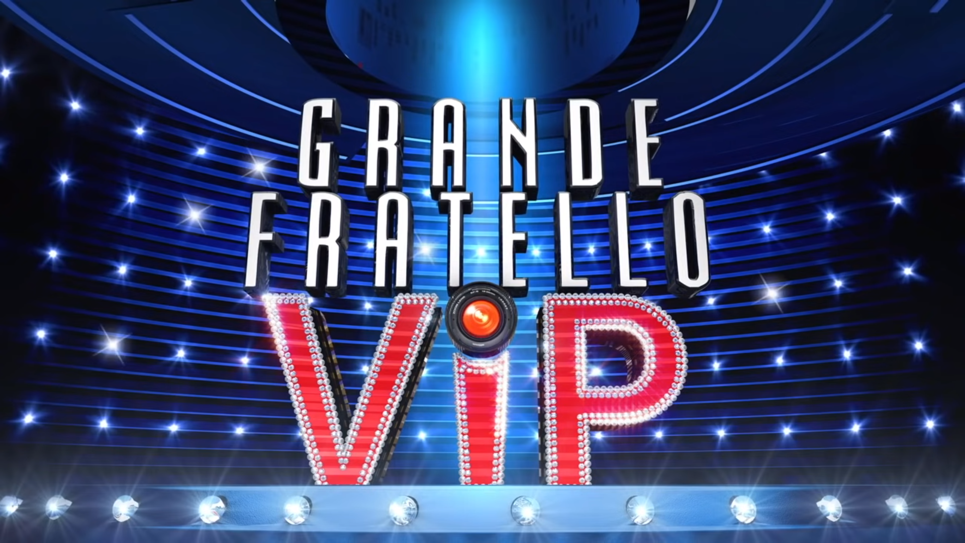 Image result for grande fratello vip logo