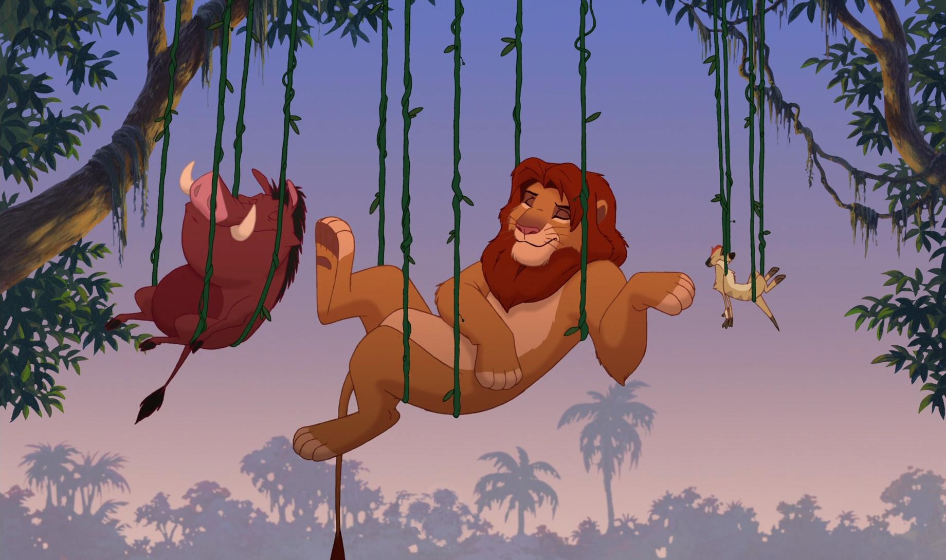 Il re leone 3 hakuna matata wikipedia