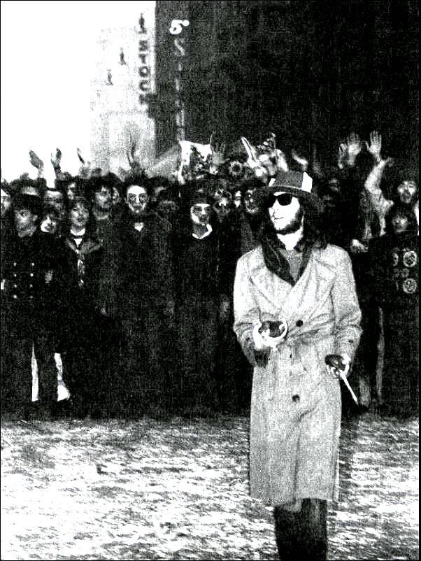 Αποτέλεσμα εικόνας για 1977, italia, la rivolta