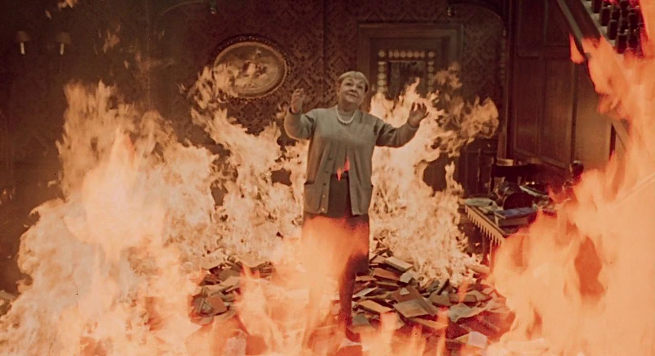 Filmski kolaž Fahrenheit_451_(1966)_Francois_Truffaut