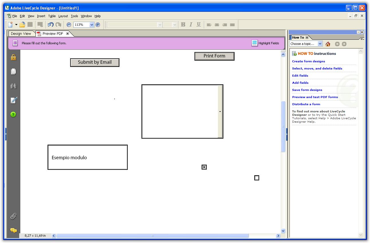 Adobe Livecycle Designer Es Free Download