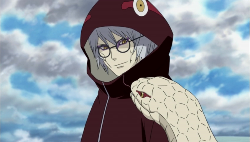 Image result for Kabuto Yakushi