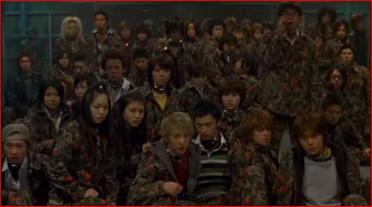 battle royale Battle royale official blu-ray trailer - cult classic movie (2000) subscribe to trailers: first time in.