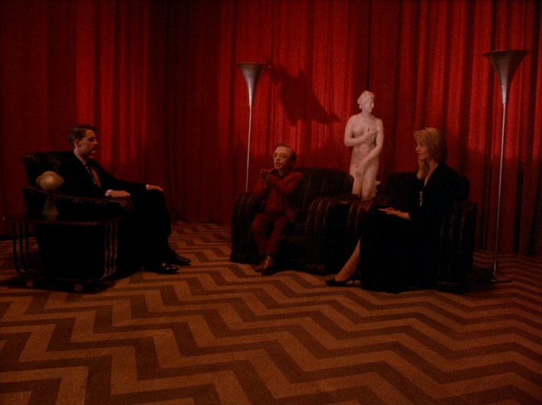 Twin Peaks Red Shoes