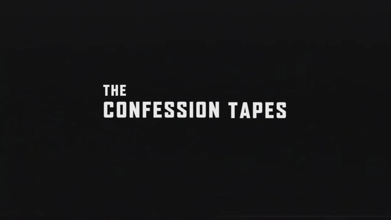 The Confession Tapes - Wikipedia