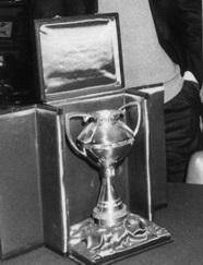 Il trofeo in palio