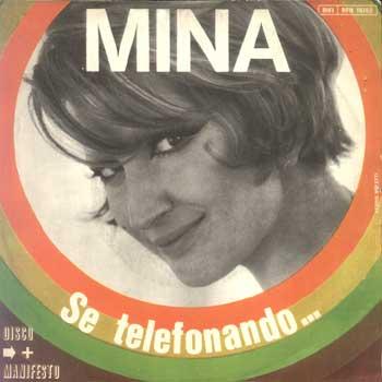 Mina Ta Ra Ta Ta No Breve Amore Se Telefonando