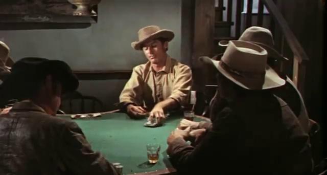 Poker di sangue cast